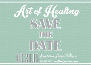 healing gave hope: art of healing artist spotlight | south