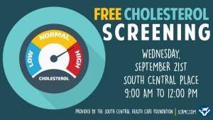 Free-Cholesterol-Screening